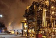 В Беларуси произошел пожар на НПЗ