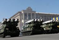 В День Независимости Украины пройдет парад с привлечением военной техники