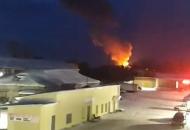 В России прогремел взрыв на пороховом заводе