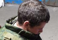 """СБУ обнародовала видео допроса боевика """"ЛНР"""""""