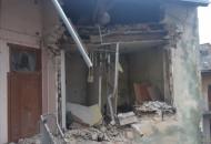 Во Львове взрывом разрушена часть жилого дома