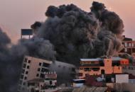 эвакуация украинцев из Сектора Газа