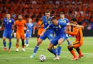 Зеленский оценил первую игру сборной Украины