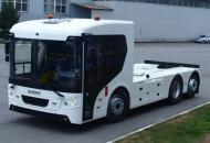 Украинская компания запатентовало электрический грузовой автомобиль