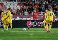 матч между сборными Чехии и Украины