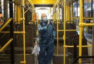 Общественный транспорт в Украине запустят не ранее 22 мая, -Криклий