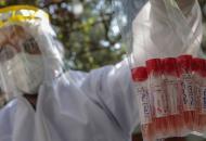 В Украине за сутки выявлено более 5 тысяч заболевшихCOVID-19