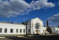 Старобельск, ж/д вокзал