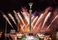 Киев, фейерверки