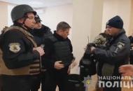 Одесса, суд, заложники