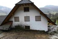 оползень в Норвегии унес в море 8 домов