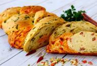 Рецепт домашнего хлеба «Три вкуса»