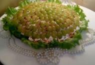 Новогодний салат «Тиффани»