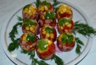 Заливные яйца «Фаберже»
