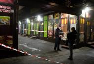 Киев, взрыв