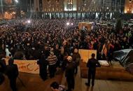 Грузия, акции протеста
