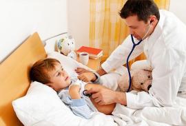 Вызов педиатра на дом