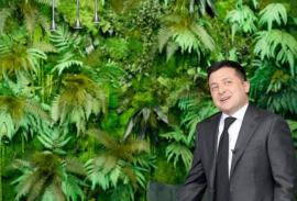 новый кабинет Зеленского