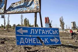 """Украина не будет вести переговоры с представителями """"ДНР"""" и """"ЛНР"""""""