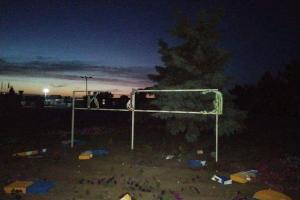 Станица Луганская, хулиганство