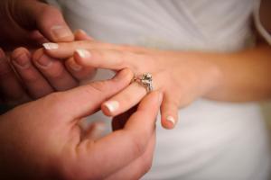 Какое обручальное кольцо купить
