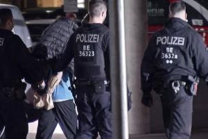 Берлин, убийство