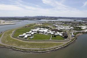 Нью-Йорк, тюрьма