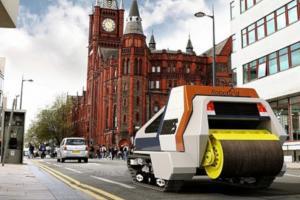 робот для ремонта дорог