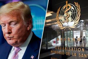 Трамп разорвал отношения с ВОЗ