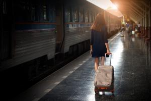 поезда, Донбасс