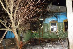 Черниговская, пожар