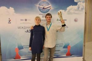 Станислав Богданович и Александра Вернигора