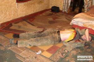 Северодонецк, умышленное убийство