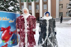 Россия, Новый год
