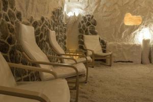 соляная комната, иллюстрация