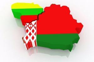 Литва-Беларусь