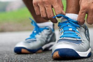 Правильные кроссовки