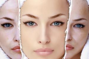 Виды пилингов для лица