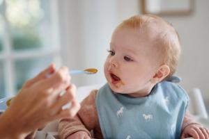 расширение рациона питания ребенка