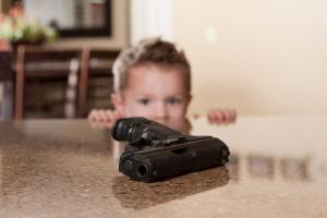 Днепропетровская, дети, оружие