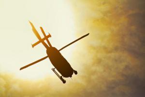 На Гавайях разбился туристический вертолет