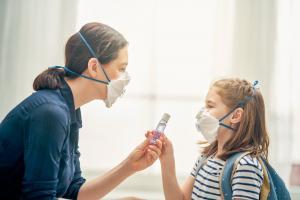 коронавірус і діти