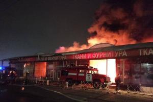 пожар барабашово