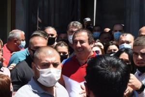 армения протесты