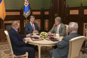 президенты-украины