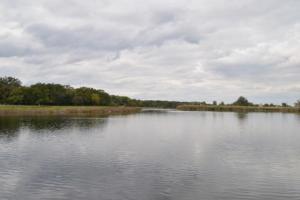 озеро-клешня