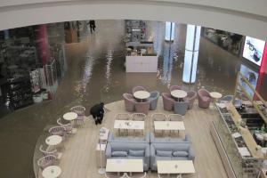 Ocean Plaza затопило