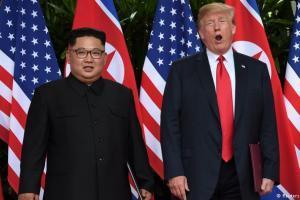 трамп-Ким-Чен-Ын