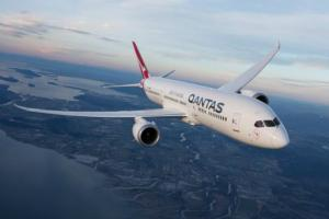 Самолет-Qantas