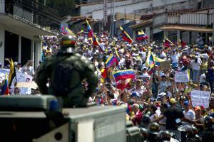 венесуэла-протесты